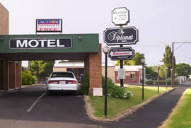 The Diplomat Motel - Great Ocean Road Tourism