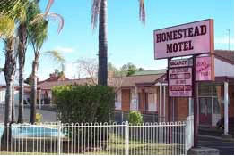 The Homestead Motor Inn - Great Ocean Road Tourism