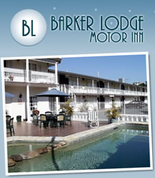 Barker Lodge Motor Inn - Great Ocean Road Tourism
