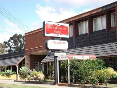 Town  Country Motel - Great Ocean Road Tourism