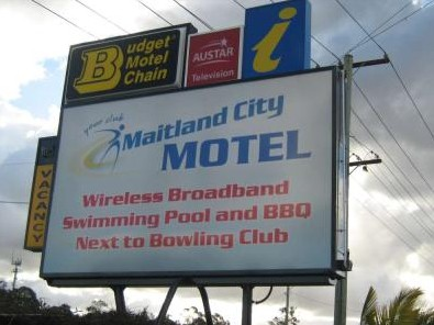 Maitland City Motel - Great Ocean Road Tourism
