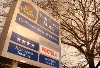 Best Western Tall Trees Motel - Great Ocean Road Tourism