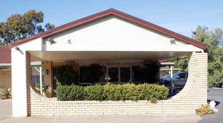 Burke And Wills Moree Motor Inn - Great Ocean Road Tourism
