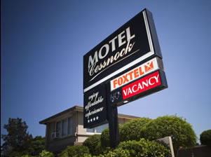 Cessnock Motel - Great Ocean Road Tourism