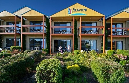 Seaview Motel  Apartments - Great Ocean Road Tourism