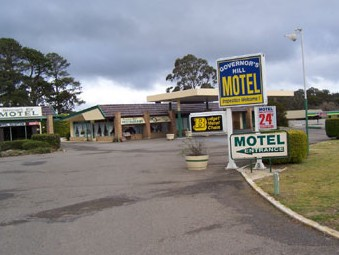 Governors Hill Motel - Great Ocean Road Tourism