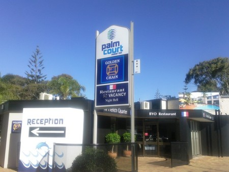 Palm Court Motor Inn - Great Ocean Road Tourism