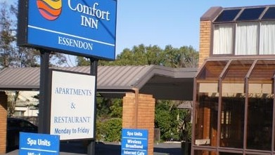 Comfort Inn  Suites Essendon - Great Ocean Road Tourism