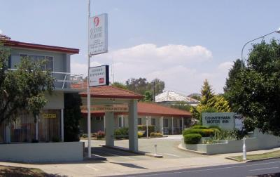 Country Comfort Cowra Countryman Motor Inn - Great Ocean Road Tourism