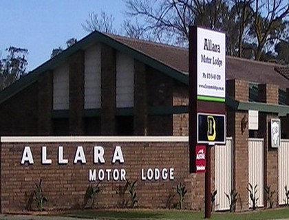 Allara Motor Lodge - Great Ocean Road Tourism