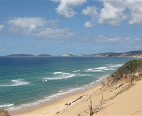Rainbow Beach Hire-a-camp - Great Ocean Road Tourism