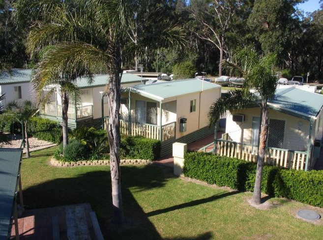 Jervis Bay Caravan Park - Great Ocean Road Tourism