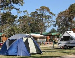 BIG4 Moruya Heads Easts at Dolphin Beach Holiday Park - Great Ocean Road Tourism