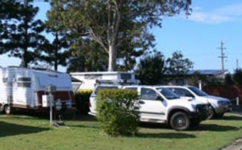 Browns Caravan Park - Great Ocean Road Tourism