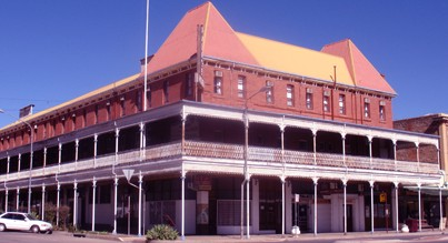 The Palace Hotel Broken Hill
