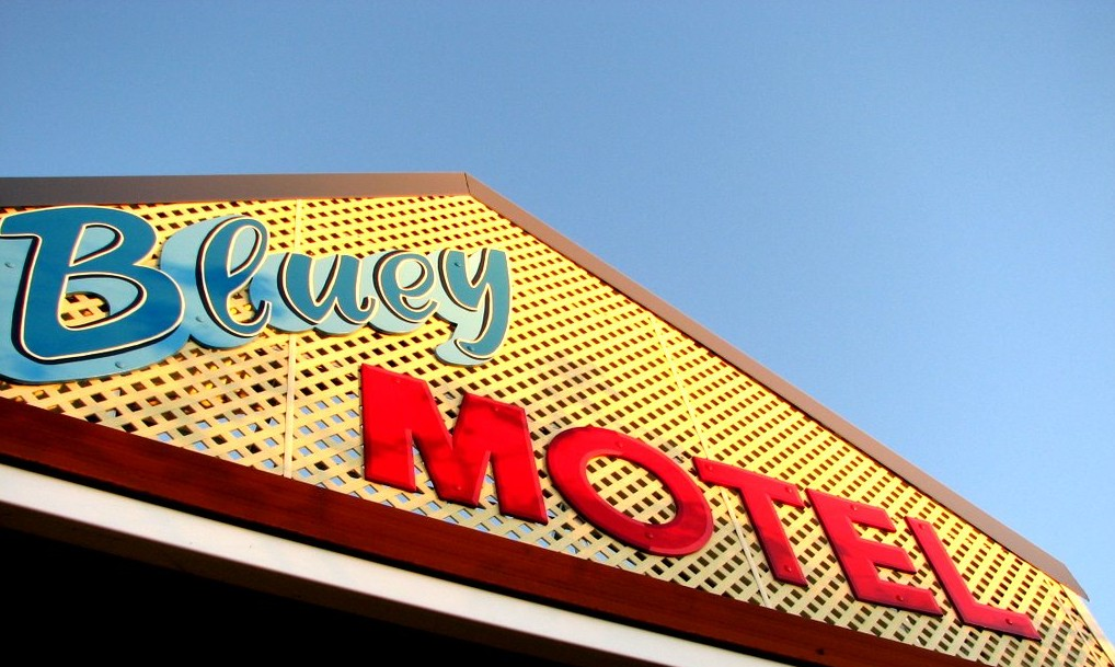 Bluey Motel - Great Ocean Road Tourism