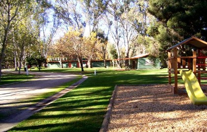 Corowa Caravan Park - Great Ocean Road Tourism