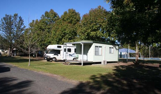 Bingara Riverside Caravan Park - Great Ocean Road Tourism