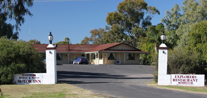 Burke and Wills Motor Inn - Moree - Great Ocean Road Tourism