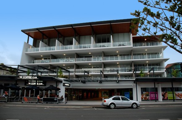 Echelon Apartments Yeppoon - Great Ocean Road Tourism