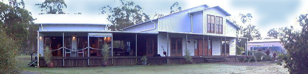 Tin Peaks Bed and Breakfast - Great Ocean Road Tourism
