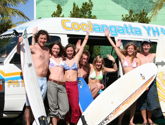 Coolangatta YHA Backpackers Hostel - Great Ocean Road Tourism