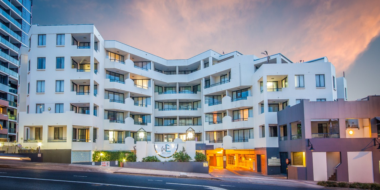 West End Central Apartments - Great Ocean Road Tourism
