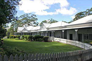 Woodleigh Homestead Bed  Breakfast - Great Ocean Road Tourism