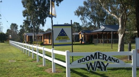 Boomerang Way Tourist Park - Great Ocean Road Tourism