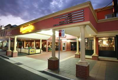 The Commodore Motor Inn - Great Ocean Road Tourism