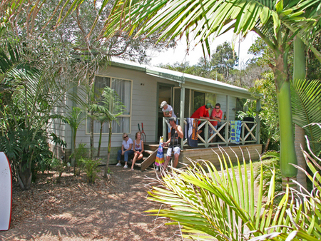 One Mile Beach Holiday Park - Great Ocean Road Tourism