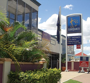 Sundowner Chain Motor Inn Rockhampton - Great Ocean Road Tourism