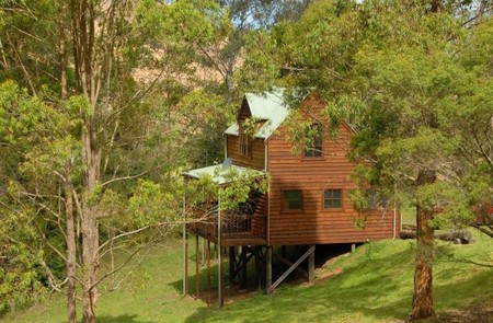 Hookes Creek Forest Retreat - Great Ocean Road Tourism