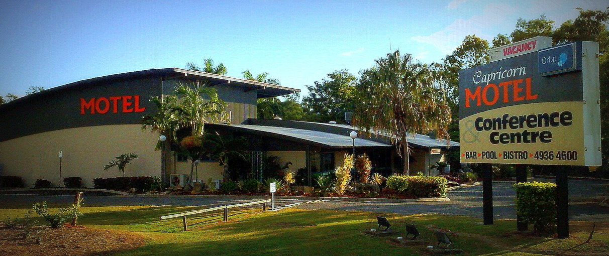 Capricorn Motel  Conference Centre - Great Ocean Road Tourism