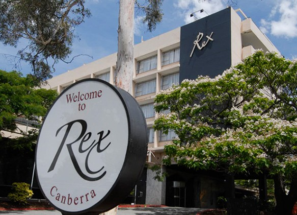 Canberra Rex Hotel - Great Ocean Road Tourism