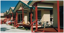 Dolphin Sands Holiday Cabins - Great Ocean Road Tourism