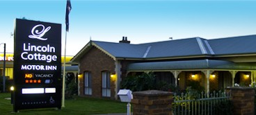 Lincoln Cottage Motor Inn - Great Ocean Road Tourism
