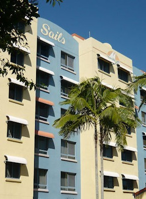 Sails Resort On Golden Beach