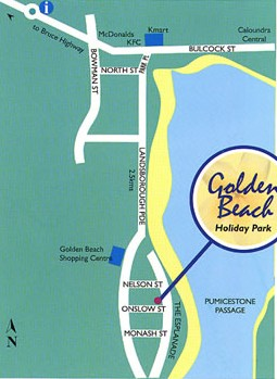 Golden Beach Holiday Park - Great Ocean Road Tourism