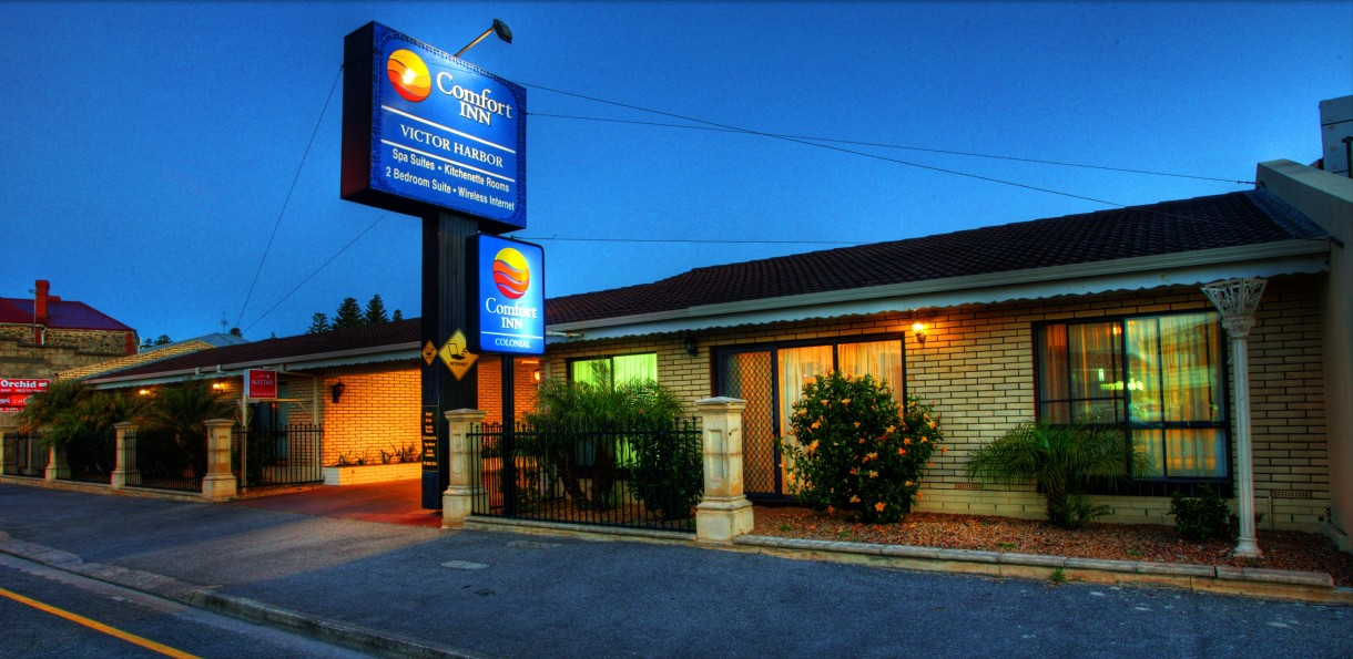 Comfort Inn Victor Harbor - Great Ocean Road Tourism