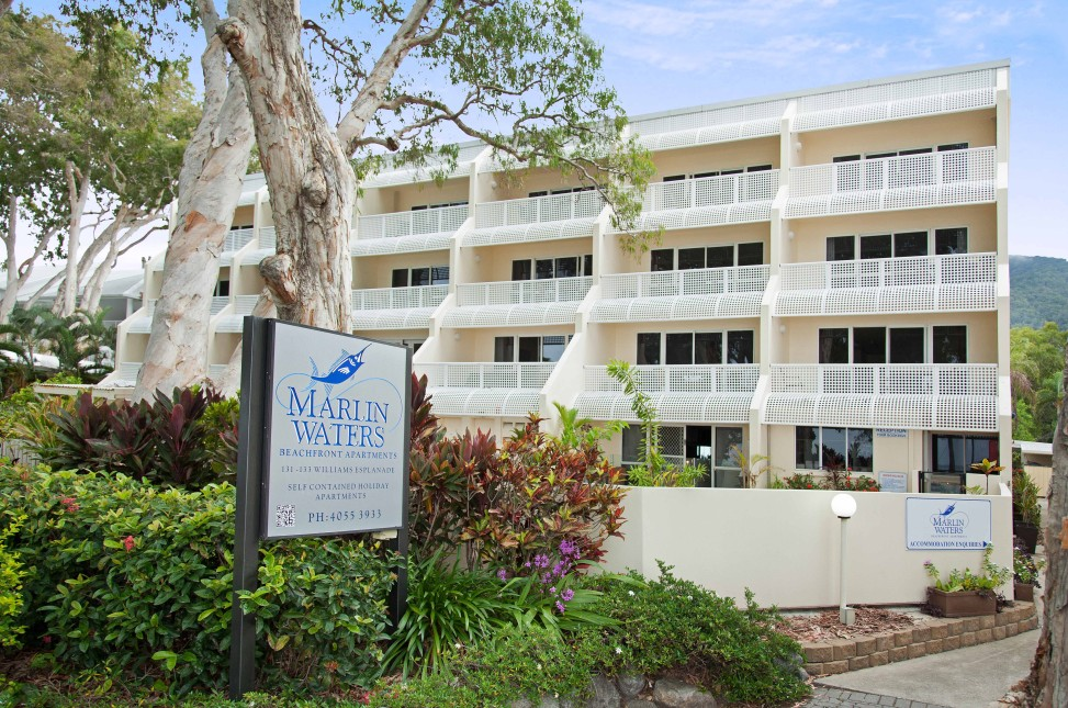 Marlin Waters Beachfront Apartments - Great Ocean Road Tourism