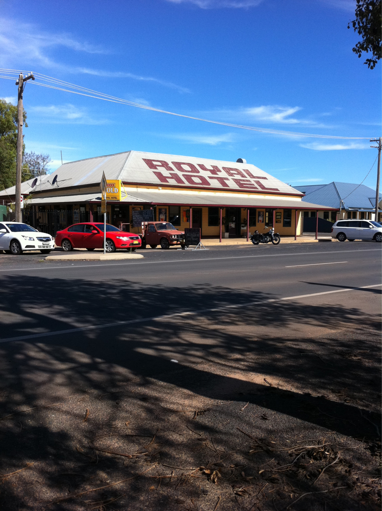 Royal Hotel Narromine - Great Ocean Road Tourism