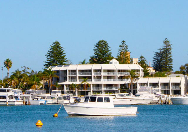 Pier 21 Apartment Hotel Fremantle - Great Ocean Road Tourism