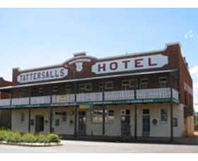 Tattersall Hotel Baradine - Great Ocean Road Tourism