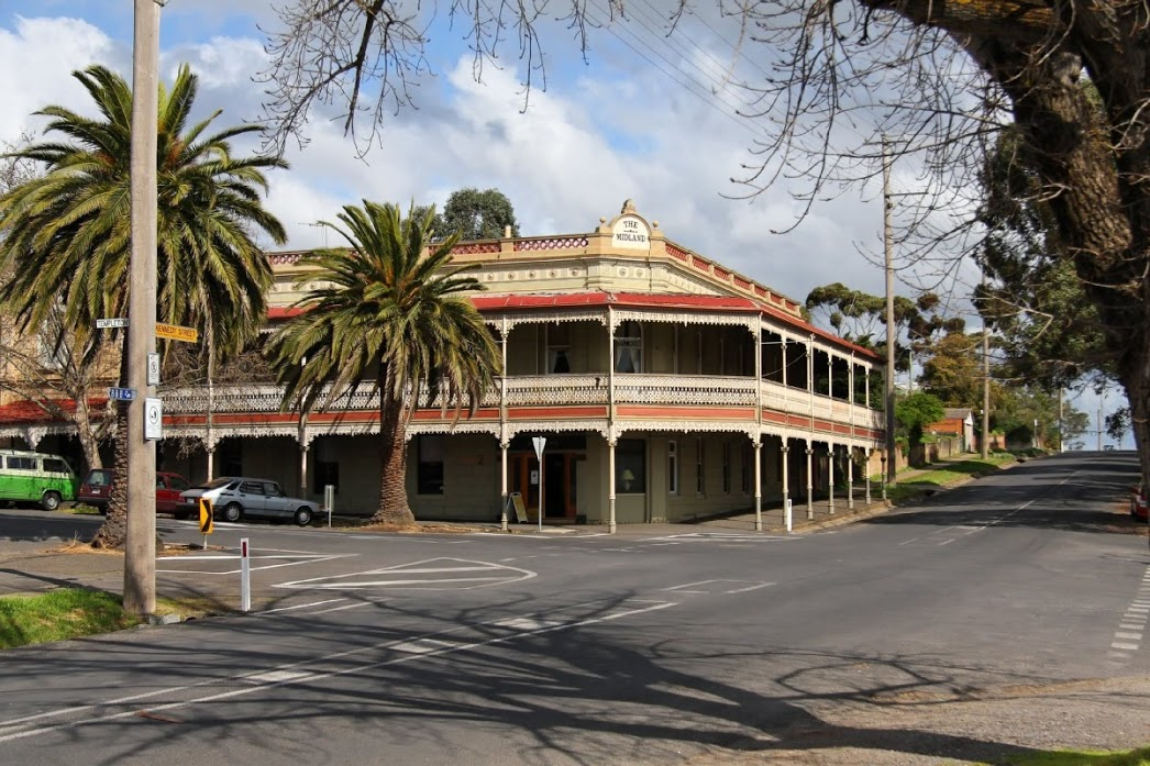 The Midland Hotel Castlemaine - Great Ocean Road Tourism
