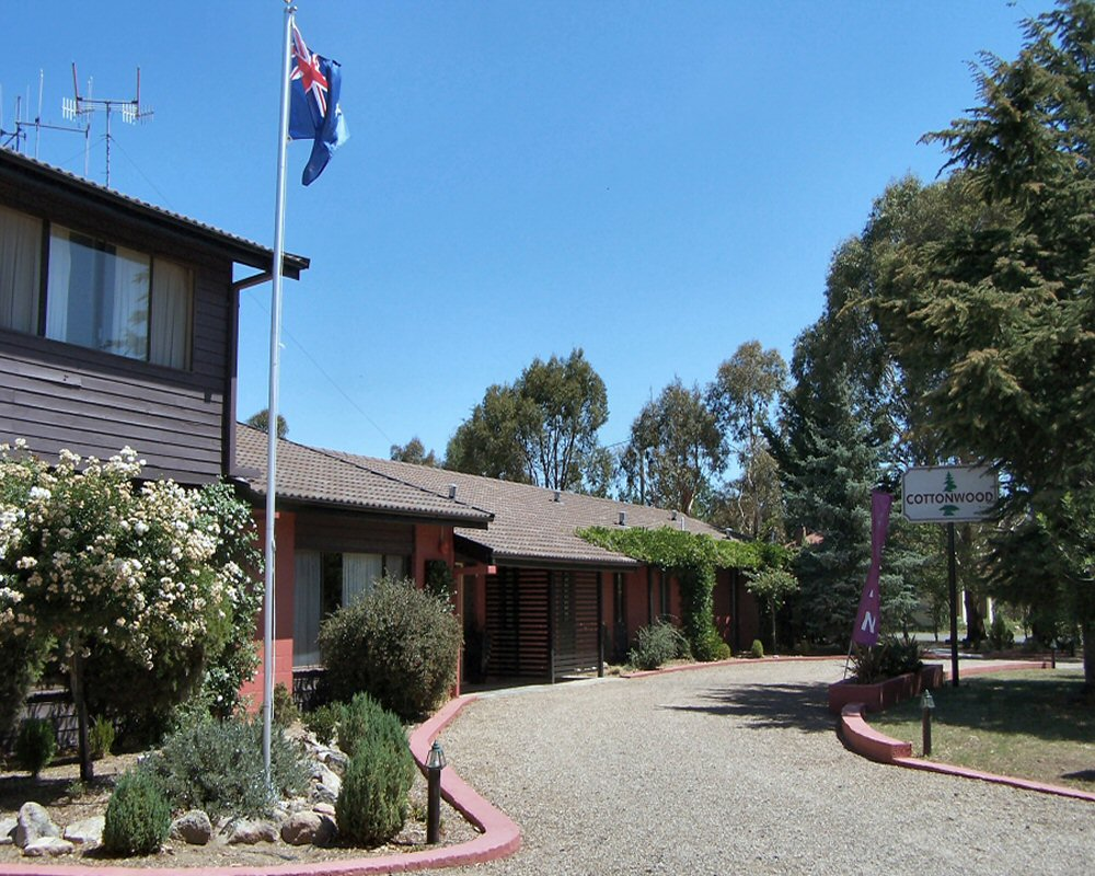 Cottonwood Lodge Motel - Great Ocean Road Tourism