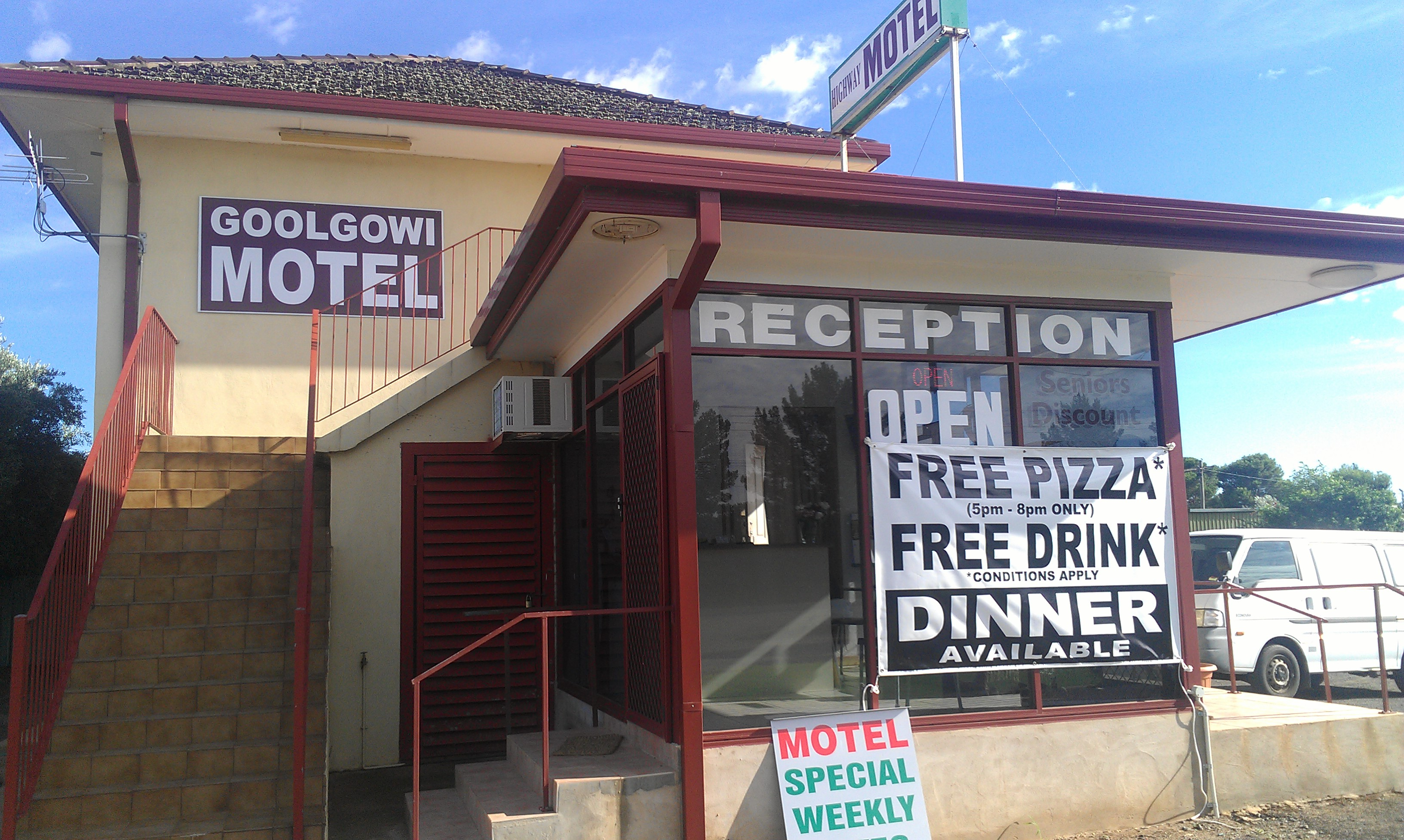 Royal Mail Hotel Goolgowi