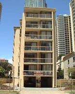 Surfers Paradise Beach Holiday Units - Great Ocean Road Tourism