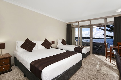 Waters Edge Country Comfort - Great Ocean Road Tourism