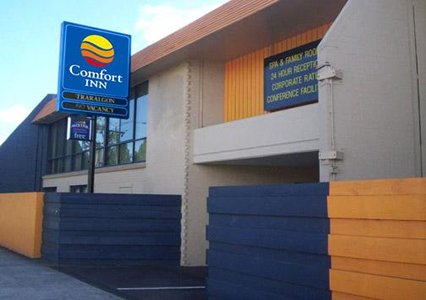 Comfort Inn Traralgon - Great Ocean Road Tourism